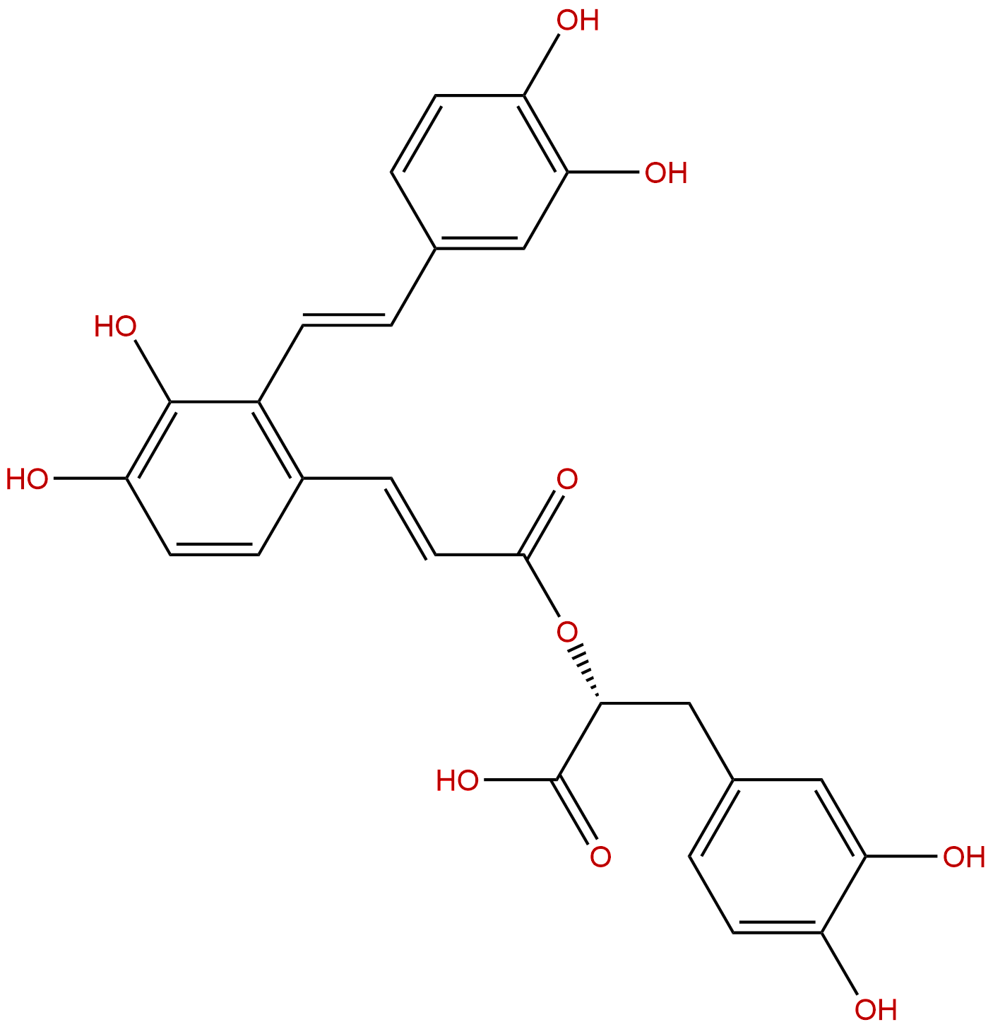 Salvianolic acid A